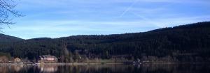 ティティゼー湖